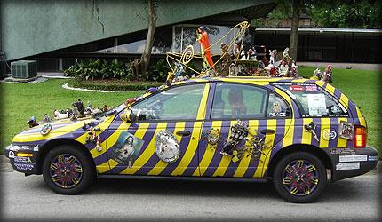 Jesusfreak car?