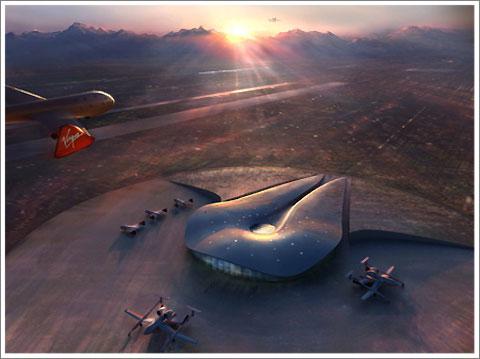 New Mexico  spaceport-1
