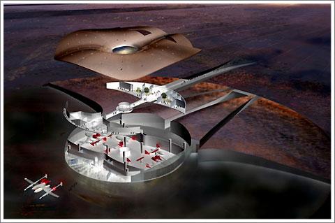 New Mexico  spaceport-2