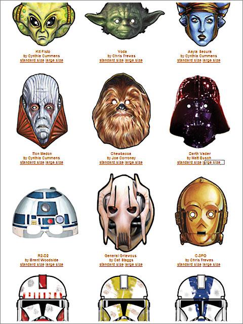 StarWars Masks