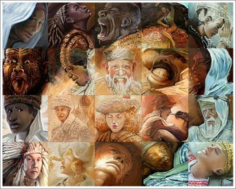 Mural Mosaic