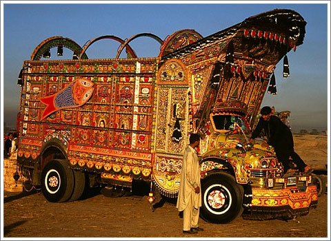 Decorated Vehicles-1