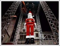 Santa Claus marionette-2