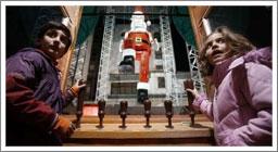 Santa Claus marionette-3