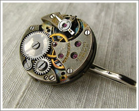 Steampunk Hairpin