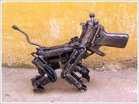 weapon Sculpture