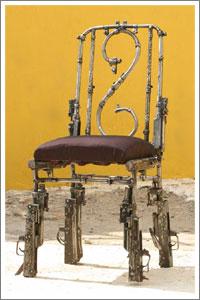 weapon Furniture