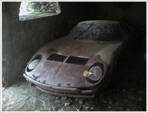 Lamborghini Miura-1