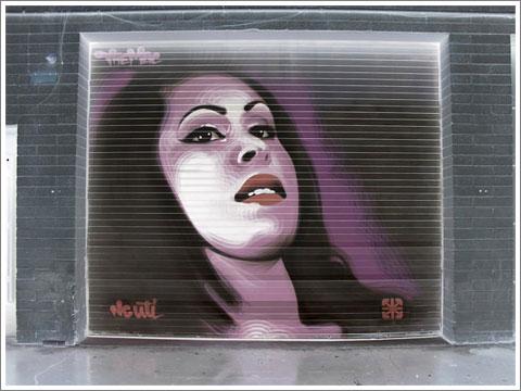 Reversal Graffiti