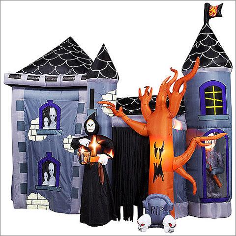 Airblown-Haunted Castle
