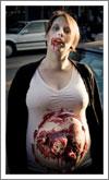 Mama zombie