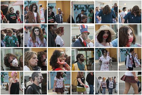 zombie photo set 2