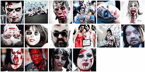zombie photo set 3