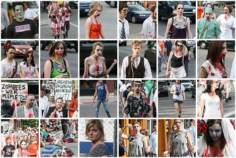 zombie photo set 6