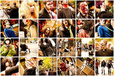 zombie photo set 7