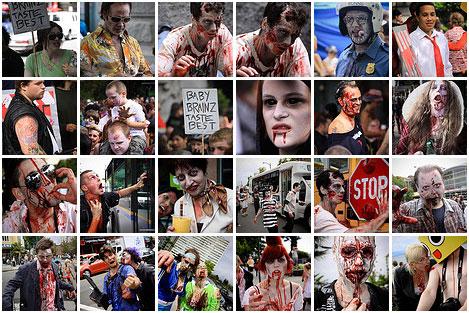 zombie photo set 8
