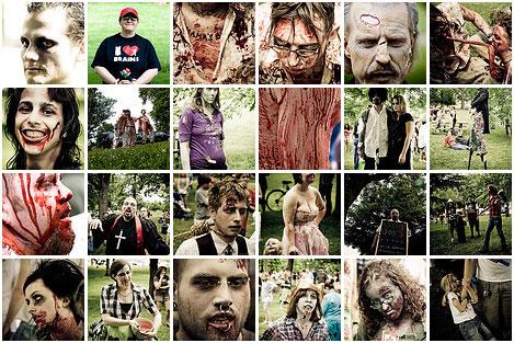 zombie photo set 9