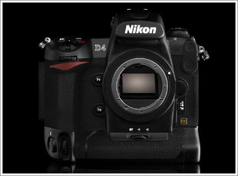 Nikon D4 -1
