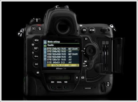 Nikon D4 -2